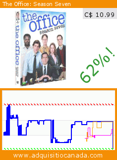 The Office: Season Seven (DVD). Drop 62%! Current price C$ 10.99, the previous price was C$ 28.99. By Jenna Fisher, Steve Carrell, John Krasinski Rainn Wilson. http://www.adquisitiocanada.com/universal-studios-home/office-complete-seventh