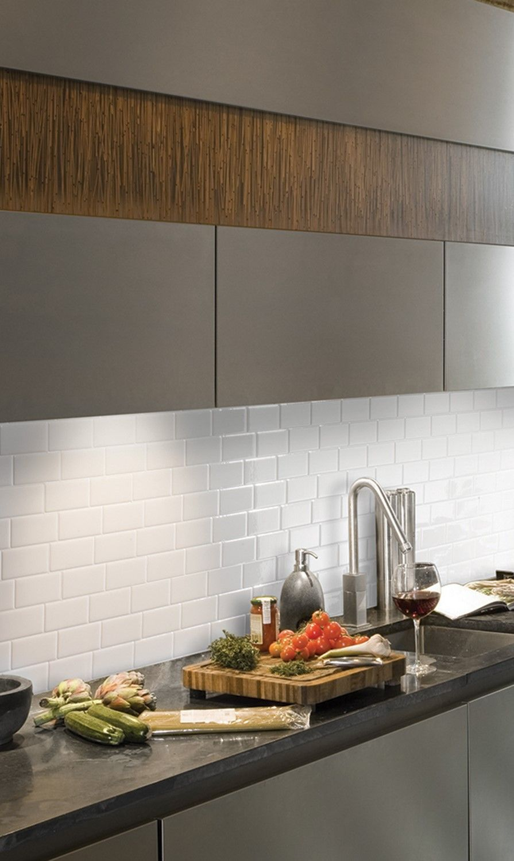 Kucheideen Selbstklebende Fliesen Und Spritzschutz Paneele In 2020 Kuchenspiegel Kuchenumgestaltung Kuchen Design