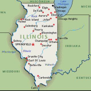 Pin By Lee Abbott On Places I Ve Been Illinois Springfield