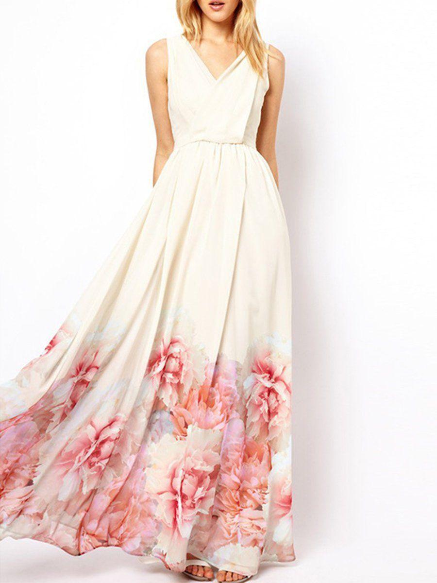 Adorewe justfashionnow boho dresses designer weiyi white
