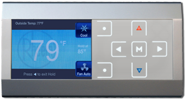 Digital Precision In Heating And Cooling Temperature Control Rheem Has Got Your Numbers Hvac Services Heating And Cooling New Thermostat