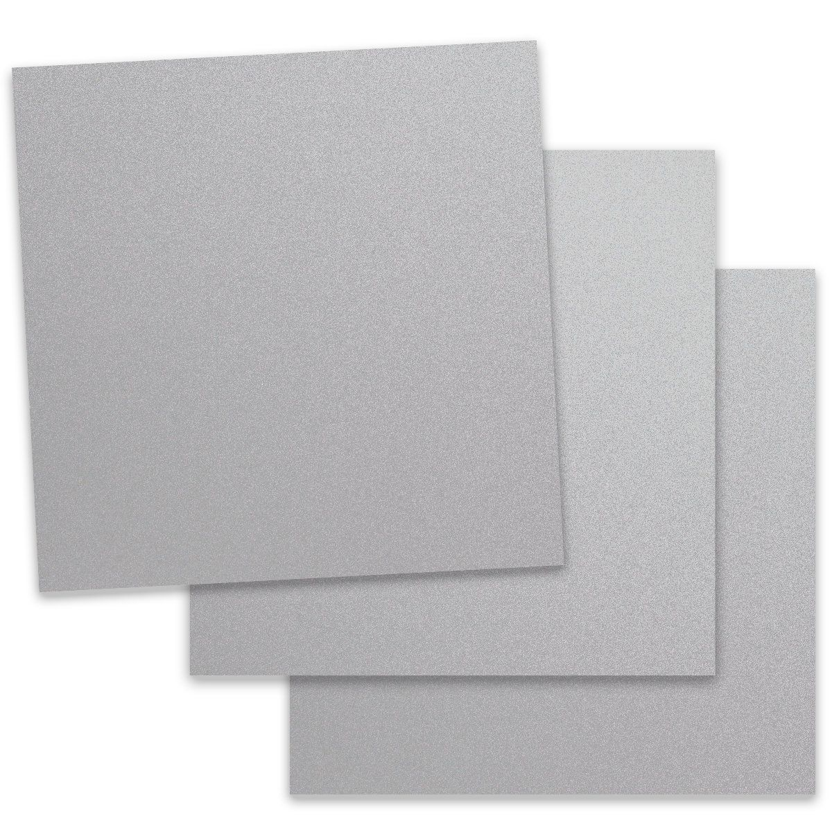 Curious Metallic Galvanised 12x12 Card Stock Paper 92lb Cover