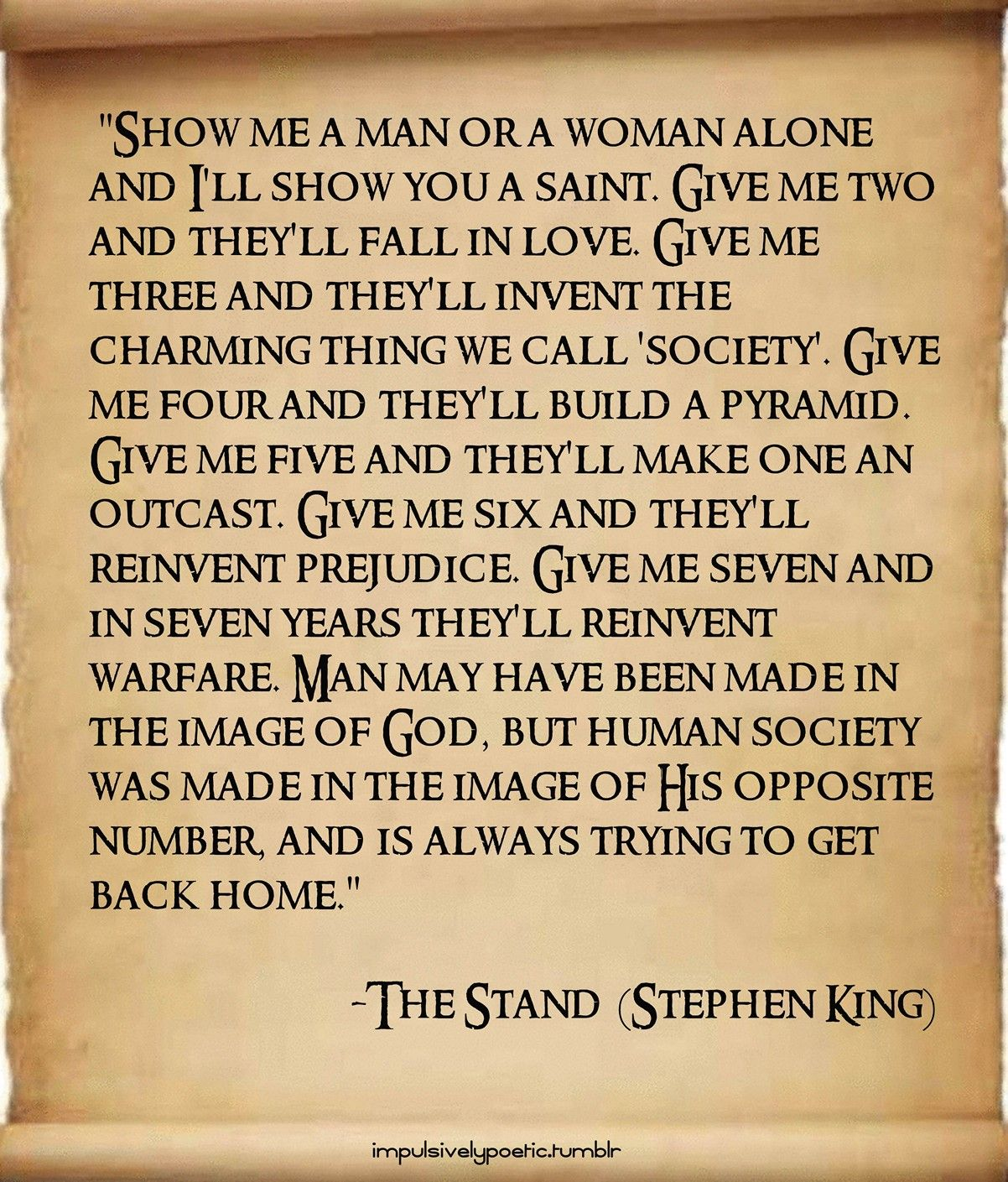 a book review on the stand by steven king Stephen king is the author of more than fifty books, all of them worldwide  his  novel 11/22/63 was named a top ten book of 2011 by the new york times book  review and won the los angeles times book  the stand audiobook cover art.
