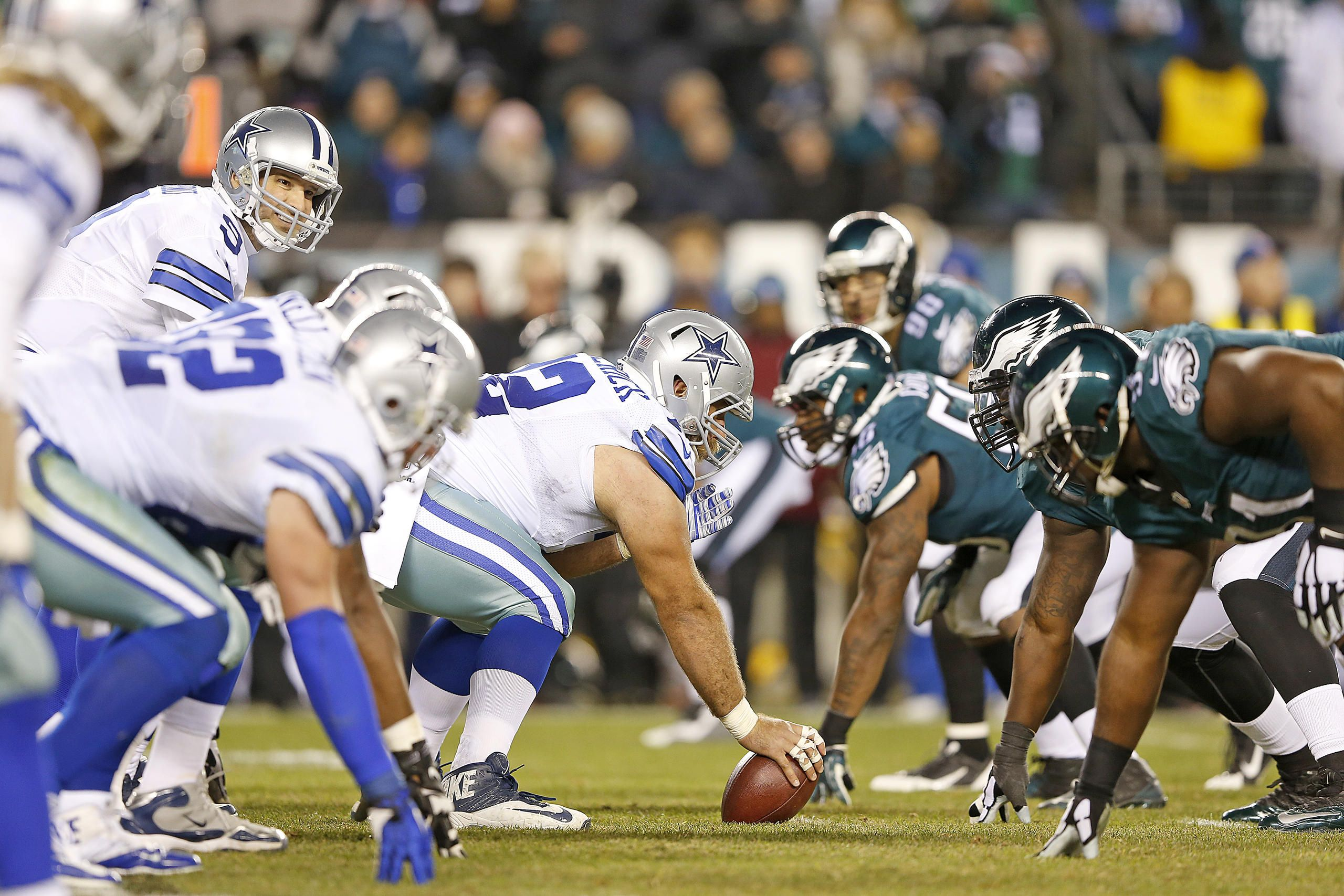 Week 15 Cowboys vs. Eagles Cowboys vs, Dallas cowboys