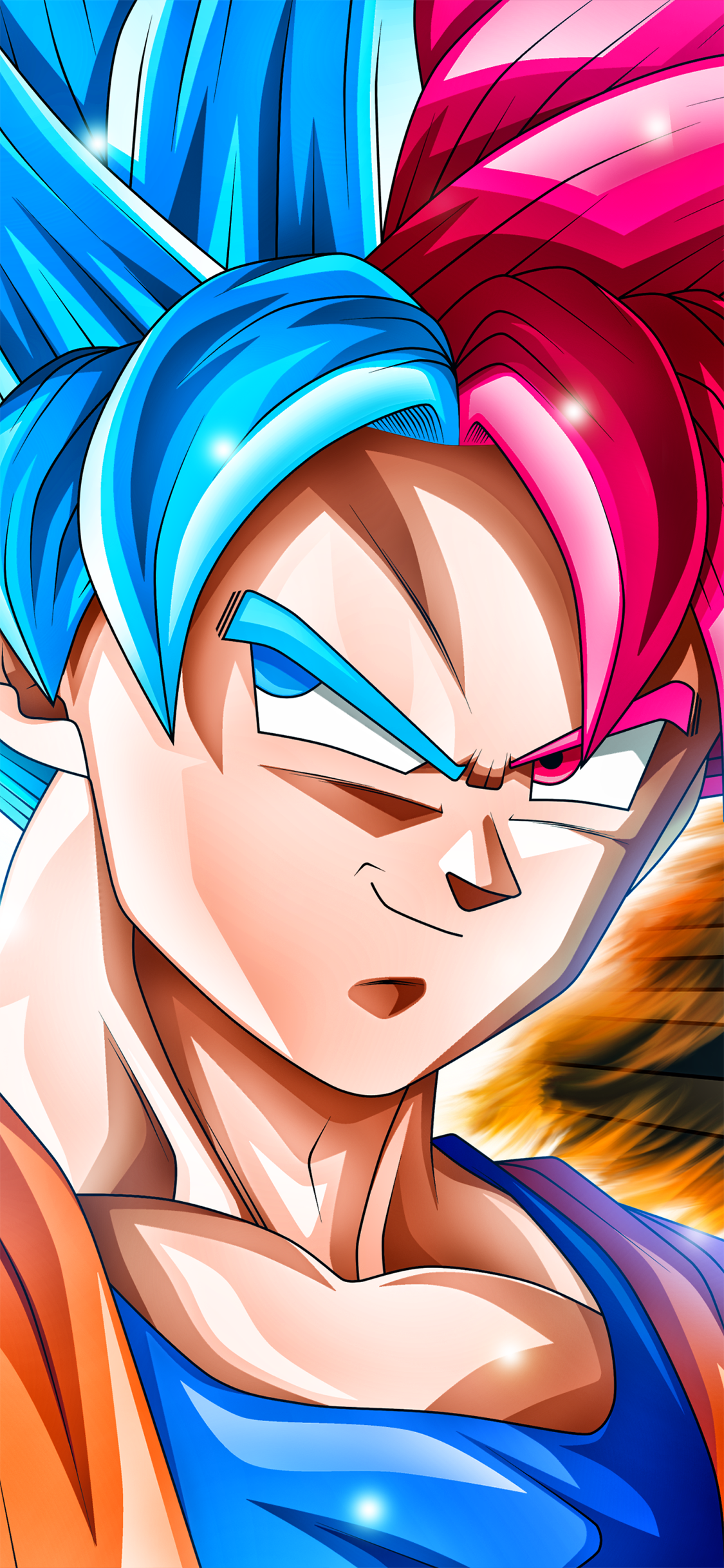 Dragon Bead Animation Realizes Empty Colour Wallpapers For Iphone X Iphone Xs A Anime Dragon Ball Super Dragon Ball Wallpaper Iphone Dragon Ball Super Artwork