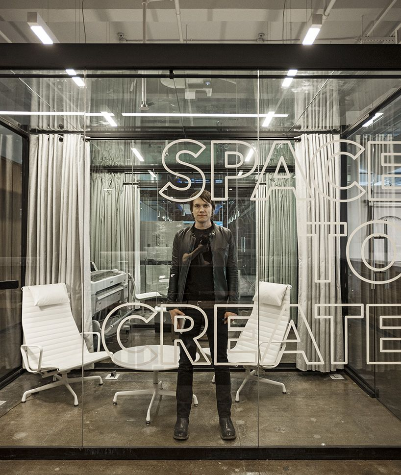 creating office space. Fiftythree\u0027s New York Office Features Transparent Spaces To Create Creating Space