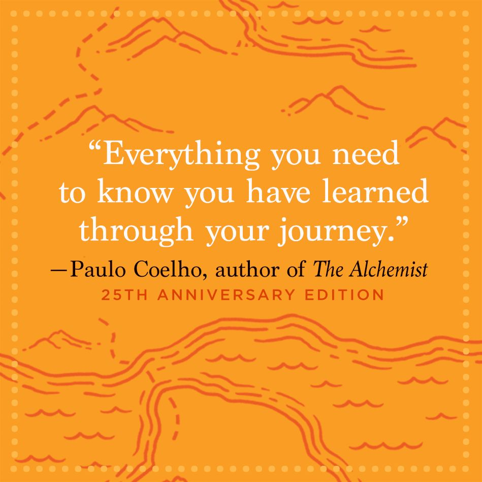 Paulo Coelho Quote On Lifes Journey Ophra Pinterest Quotes