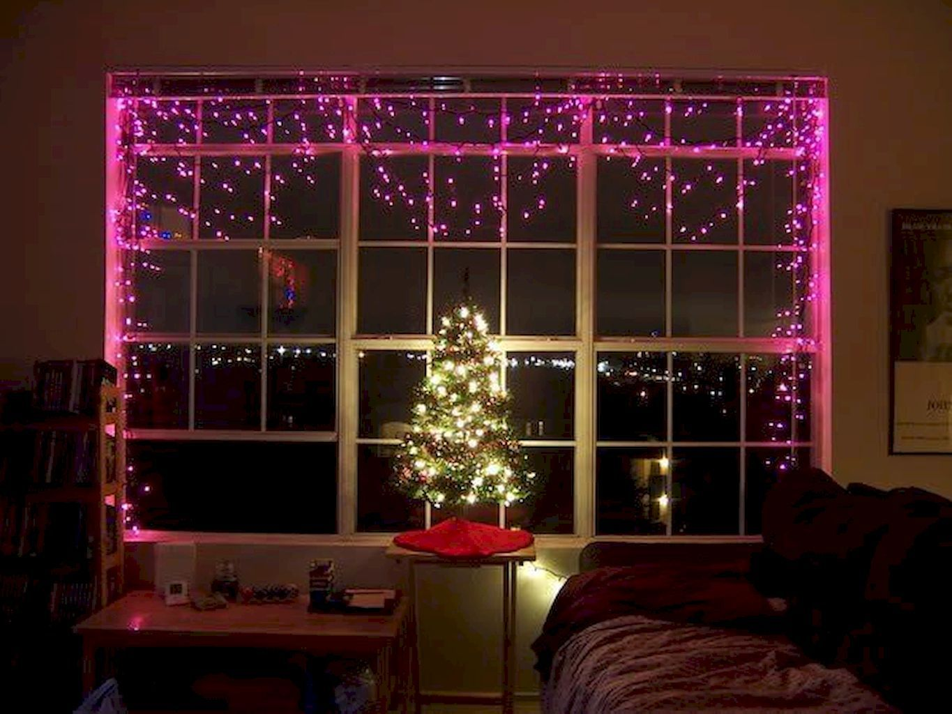 Christmas lights inside decorating with window decorations also modern indoor decoration ideas interior and rh pinterest