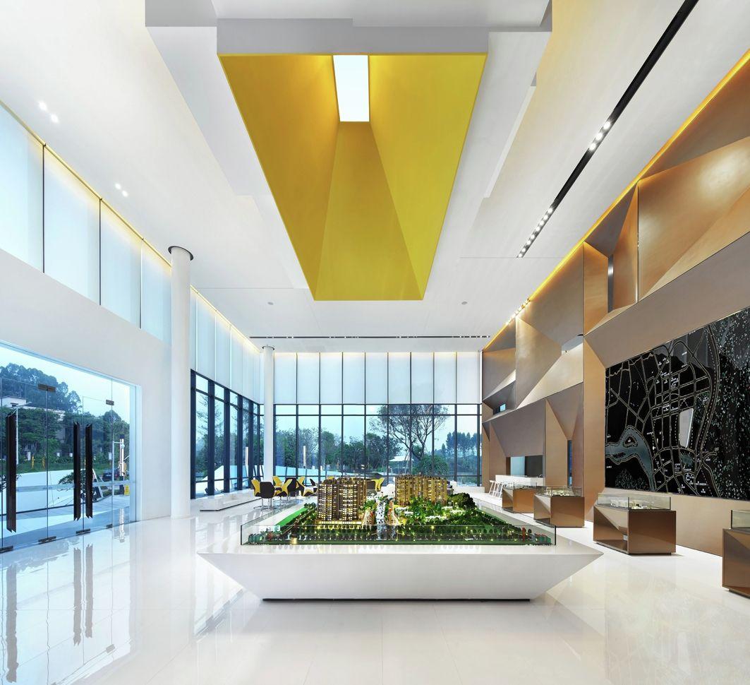 Commercial Property Landscape Design: Gallery Of Heaven Realm Garden Sales Center / C&C Design Co - 9