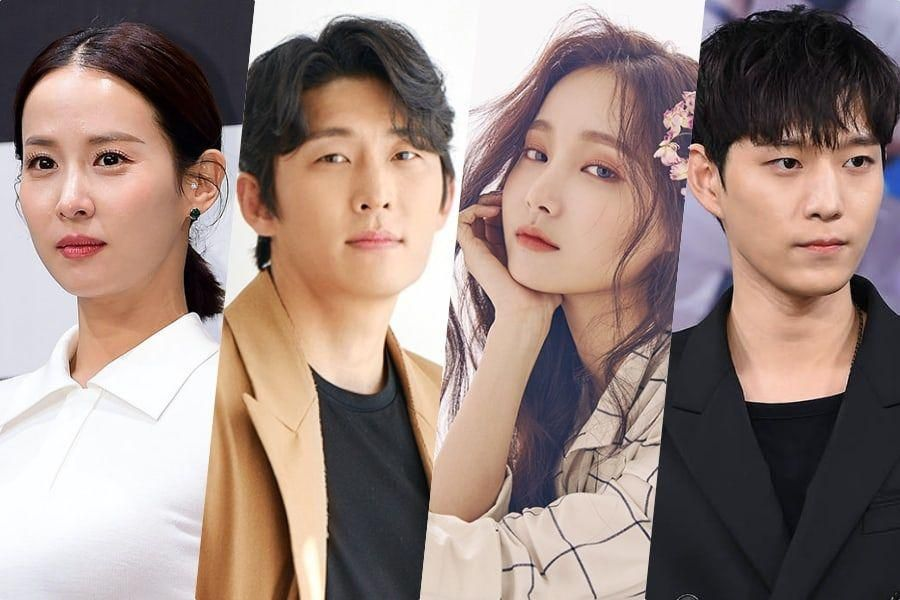 Jo Yeo Jeong, Go Joon, And Yeonwoo Confirmed + Kim Young Dae Reported To Star In New Drama About Affairs