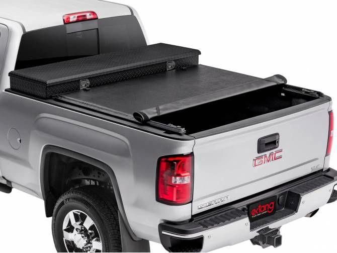 Pallet Tool Build Bench New Tools Painted Bench In 2020 Tonneau Cover Truck Tonneau Covers Truck Bed Covers