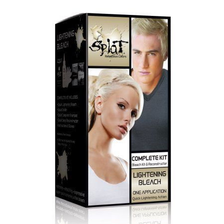Beauty Hair Color How To Lighten Hair Color Kit