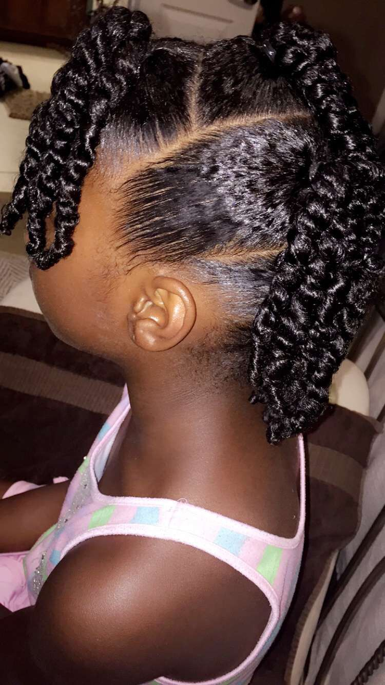 natural hair style for kids can't wait till my daughters hair is