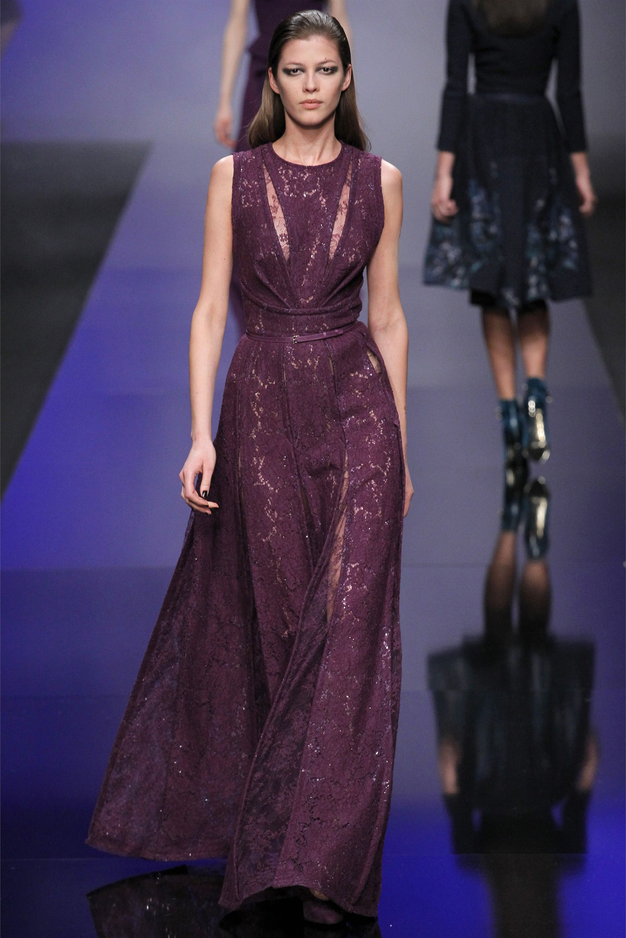 Elie saab collections fall winter the party princess