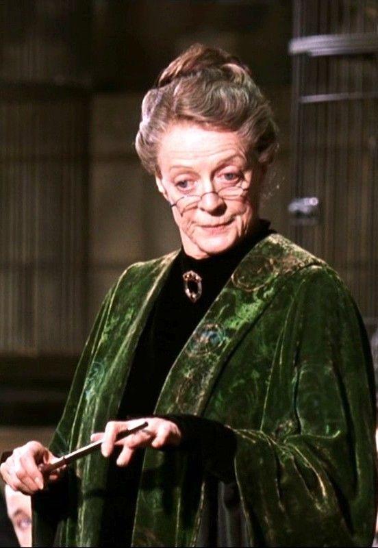 Image Result For Professor Mcgonagall Full Length Maggie Smith Harry Potter Halloween Kostume Harry Potter Bucher