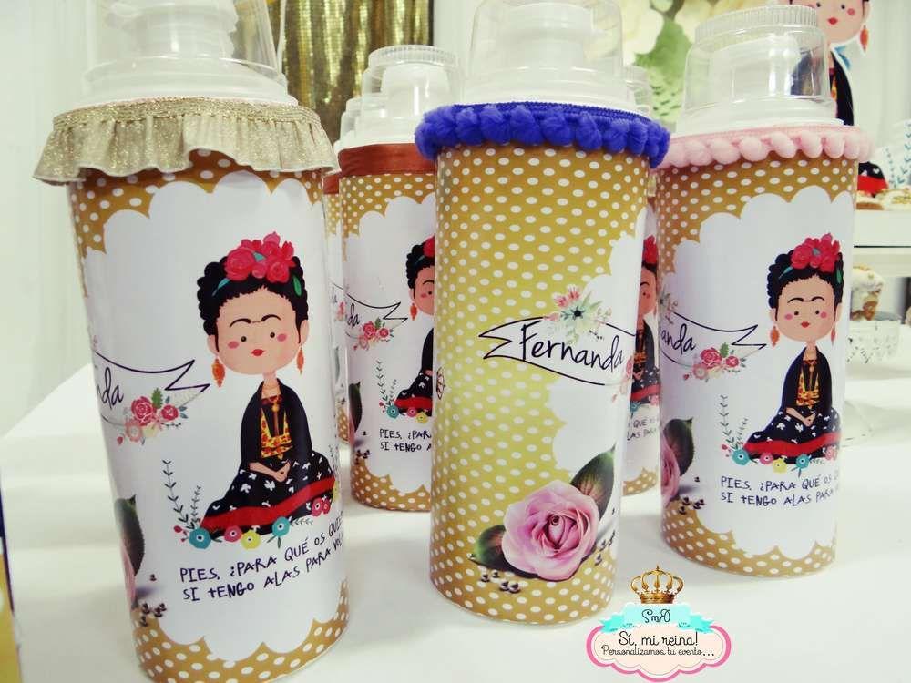 Frida Kahlo birthday party treats! See more party ideas at CatchMyParty.com!