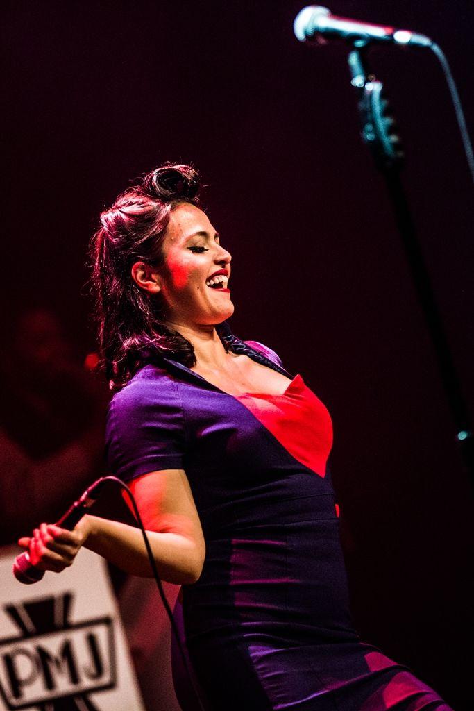 Cristina Gatti - PMJ Tour