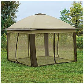 View Wilson u0026 Fisher® x Dome Sun Shelter with Netting Deals at Big Lots & View Wilson u0026 Fisher® 11u0027 x 11u0027 Dome Sun Shelter with Netting ...