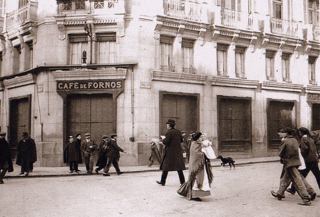 Pin En Vintage Madrid Madrid Antiguo