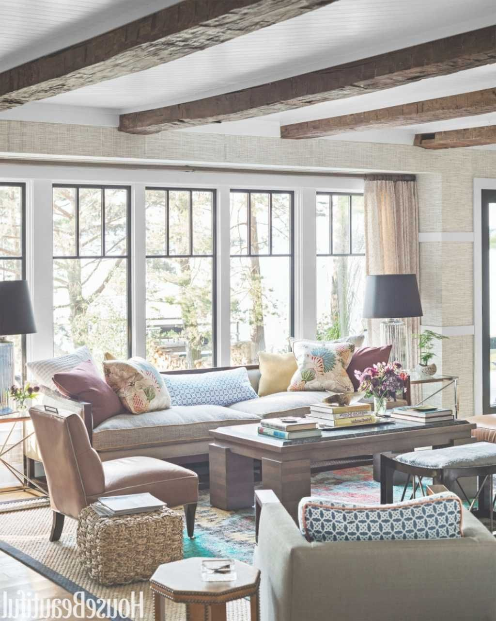 Rustic Lake House Decorating Ideas | The House Provides A Range Of Romantic  Pursuits And Scenery. Small Houses Seem Great With A Modern Type Of Design.
