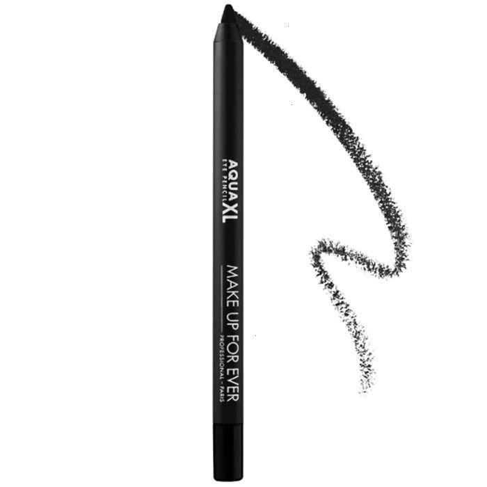 Forever Aqua XL Eye Pencil Waterproof Eyeliner in Matte BlackMakeup Forever Aqua XL Eye Pencil Wate
