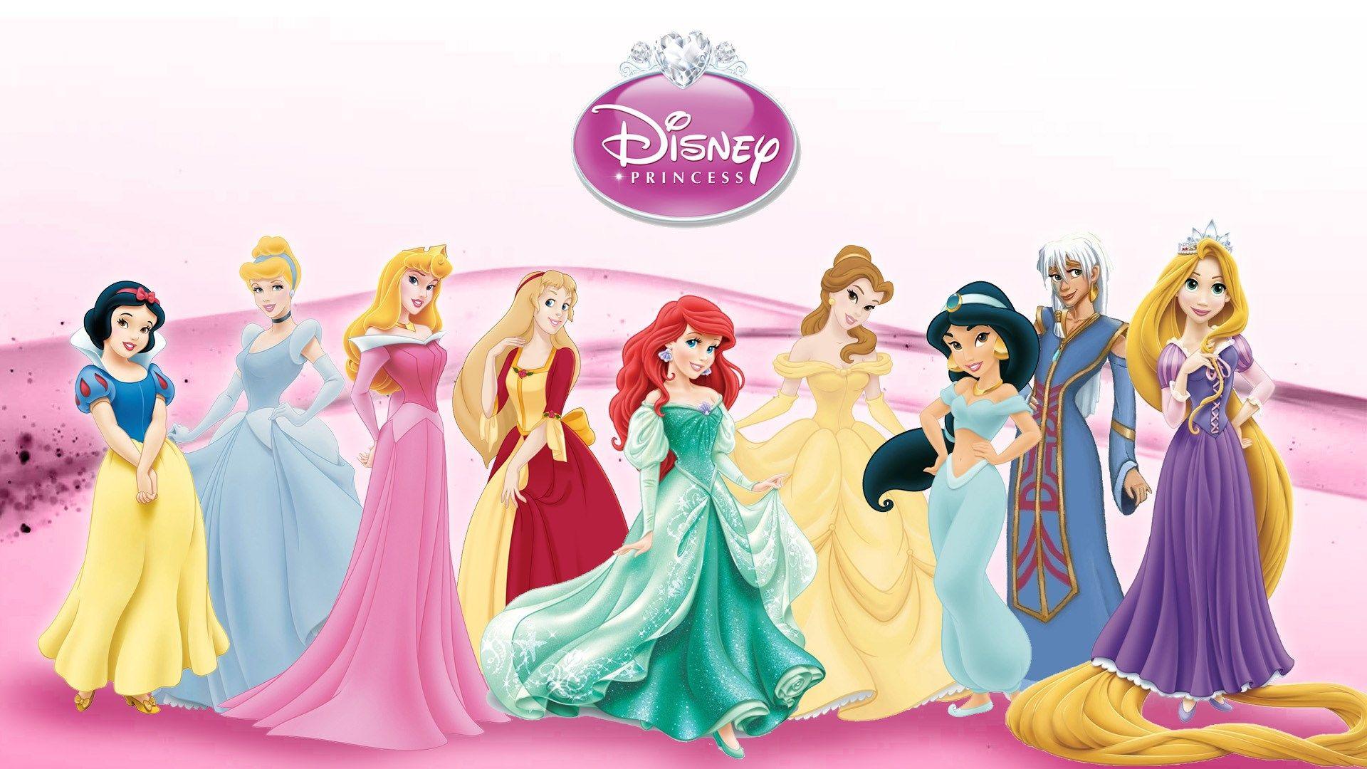 Latest Disney Princess Wallpaper Hd