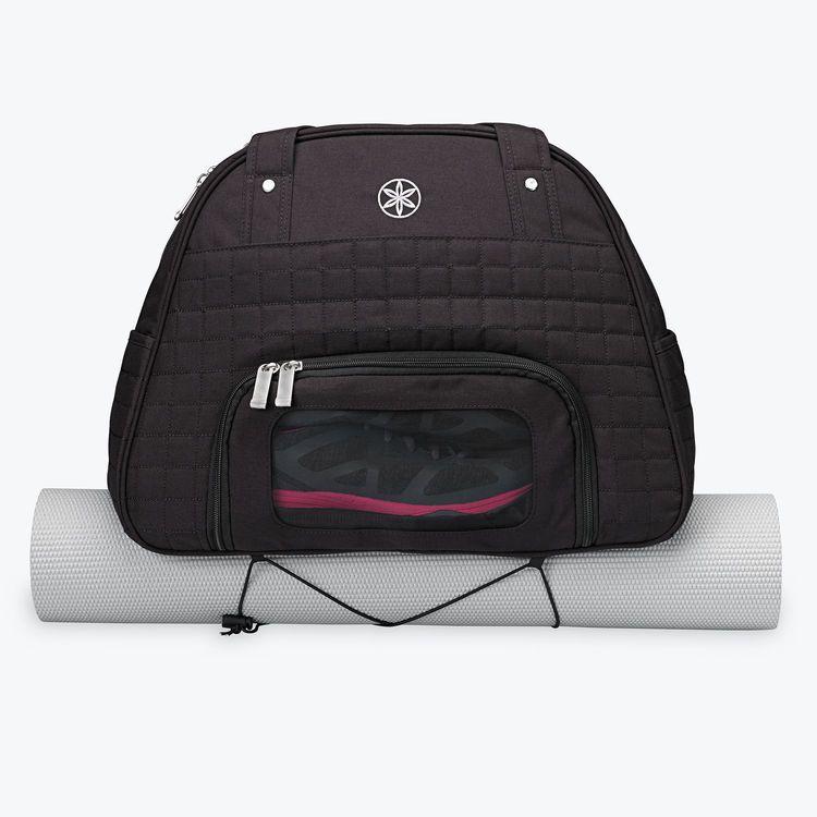 Everything Fits Gym BagEverything Fits Gym Bag black