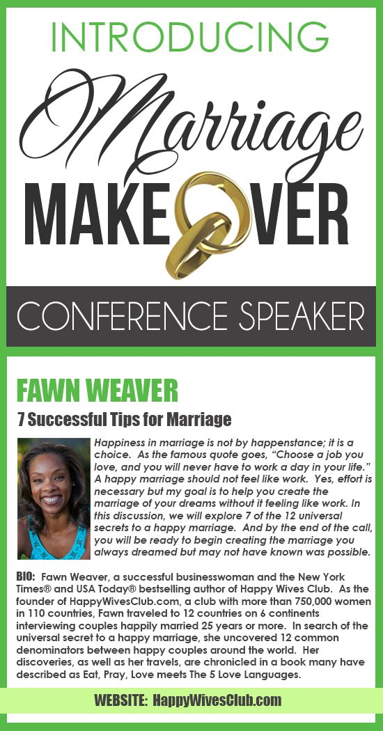 The Dating Divas are thrilled to present you with the 2014 Marriage  Makeover Virtual Conference!