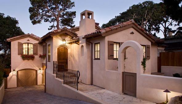 Colores de fachadas de casas sencillas rusticas buscar - Casas rusticas decoracion ...