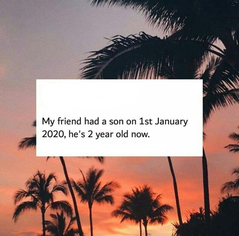 Last Evening On January 2020 Longest Month So Far 2 Year