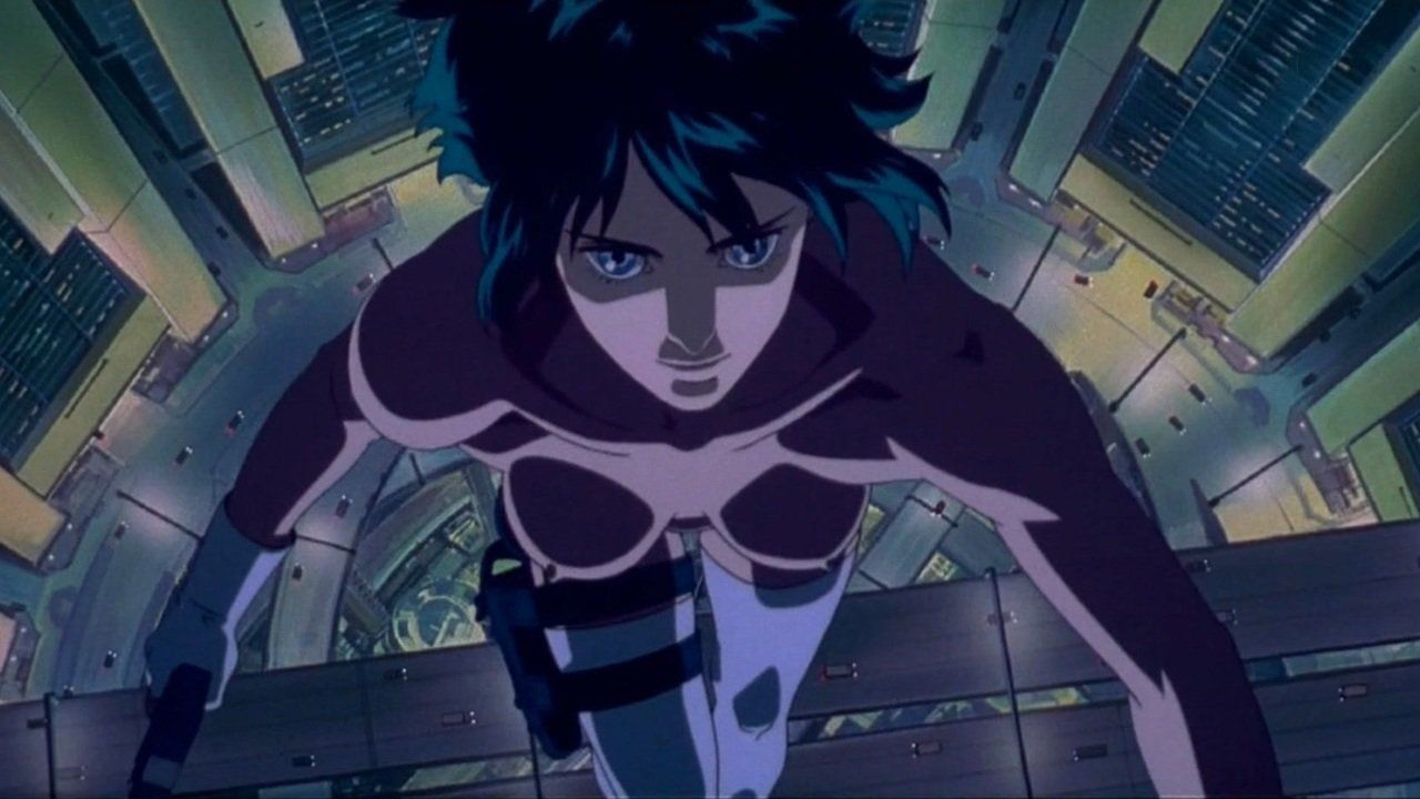 Watch Free Ghost In The Shell 1995 Summary Movie In The Year 2029 The Barriers Of Our World Have Been Ghost In The Shell Best Japanese Anime Anime Movies
