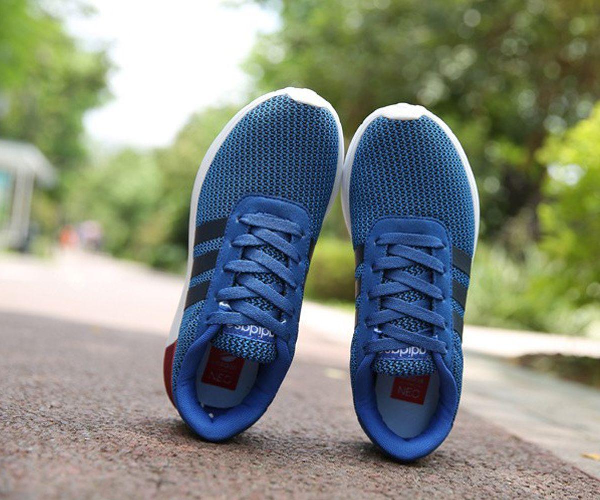 Meskie Buty Marki Adidas Charakteryzujace Sie Smukla Cholewka Wykonana W Calosci Z Przewiewnego Materialu Tekstylnego Adidas Lite Racer Adidas Superga Sneaker