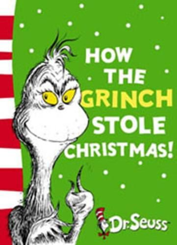 Broadway\u0027s #1 Holiday Hit  Dr Seuss\u0027 How The Grinch Stole