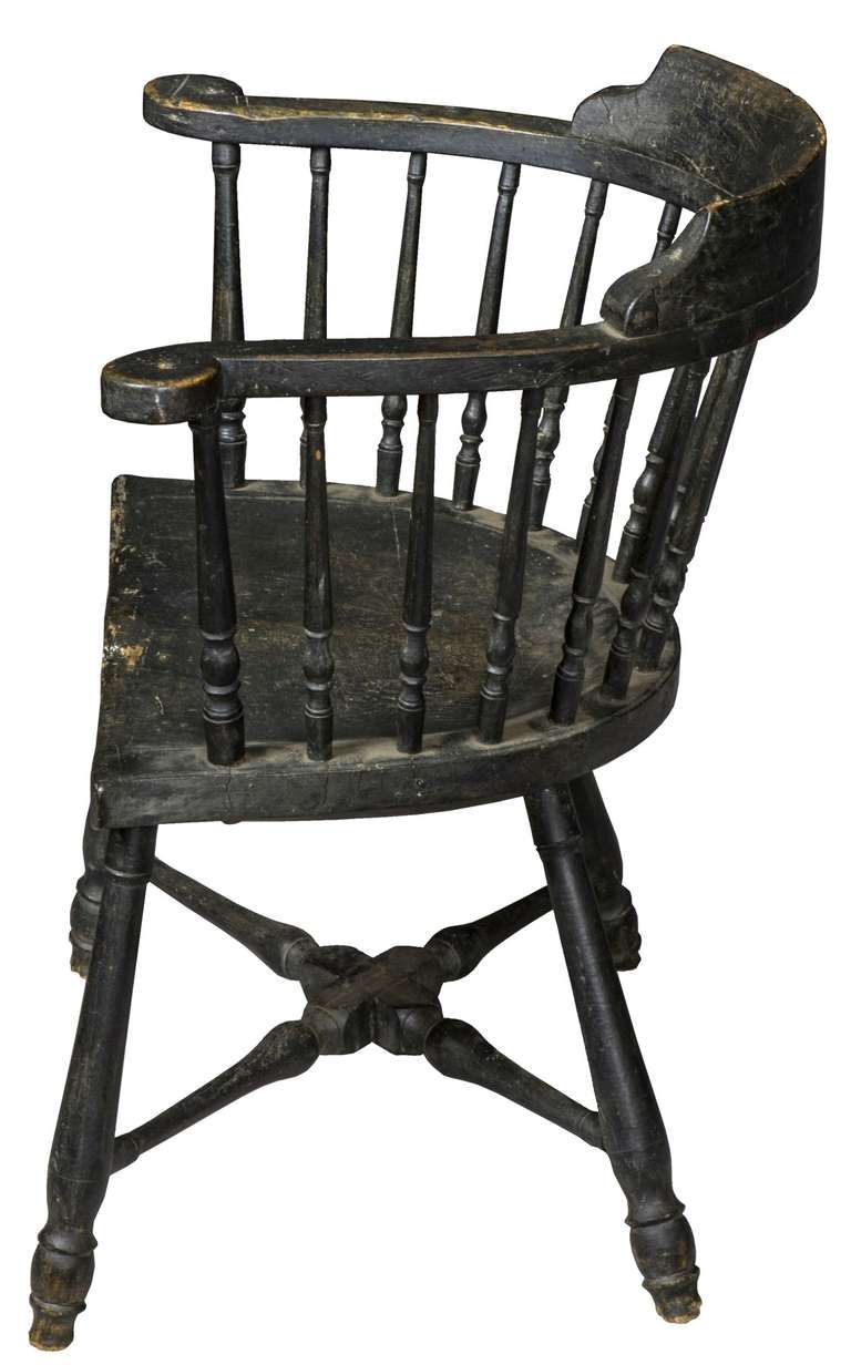 1stdibs windsor chair lowback windsor armchair rhode