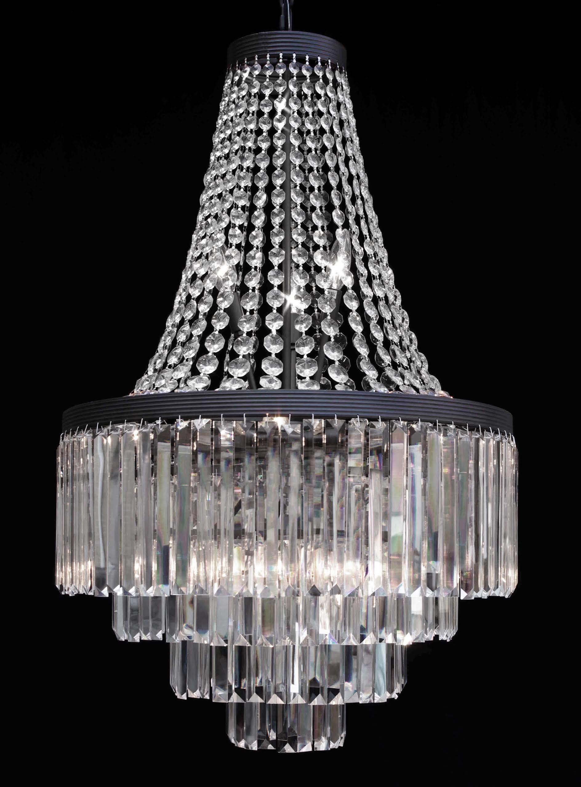 G7 218311 gallery chandeliers retro odeon crystal glass fringe 3 g7 218311 gallery chandeliers retro odeon crystal glass fringe 3 tier chandelier rectangular arubaitofo Gallery