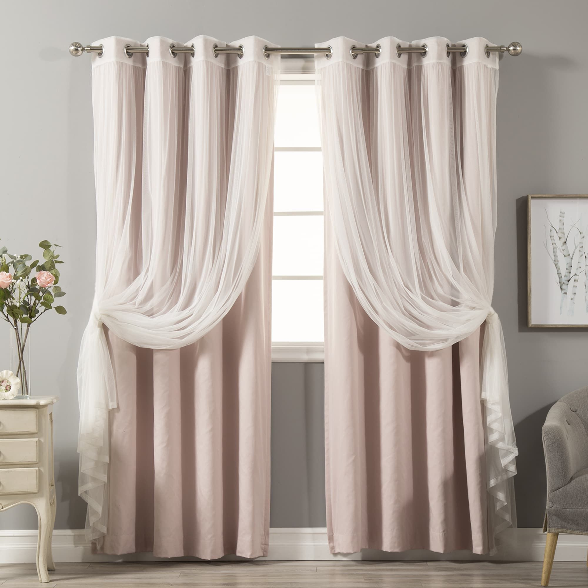 Overstock Com Online Shopping Bedding Furniture Electronics Jewelry Clothing More Curtains Living Room Curtain Decor Living Room Decor Curtains #silver #curtains #living #room