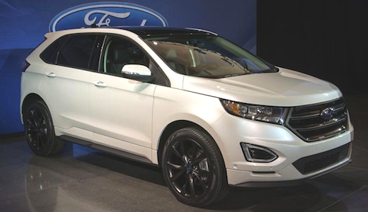 2020 Ford Edge Sport Redesign 2020 Ford Edge Sport Review