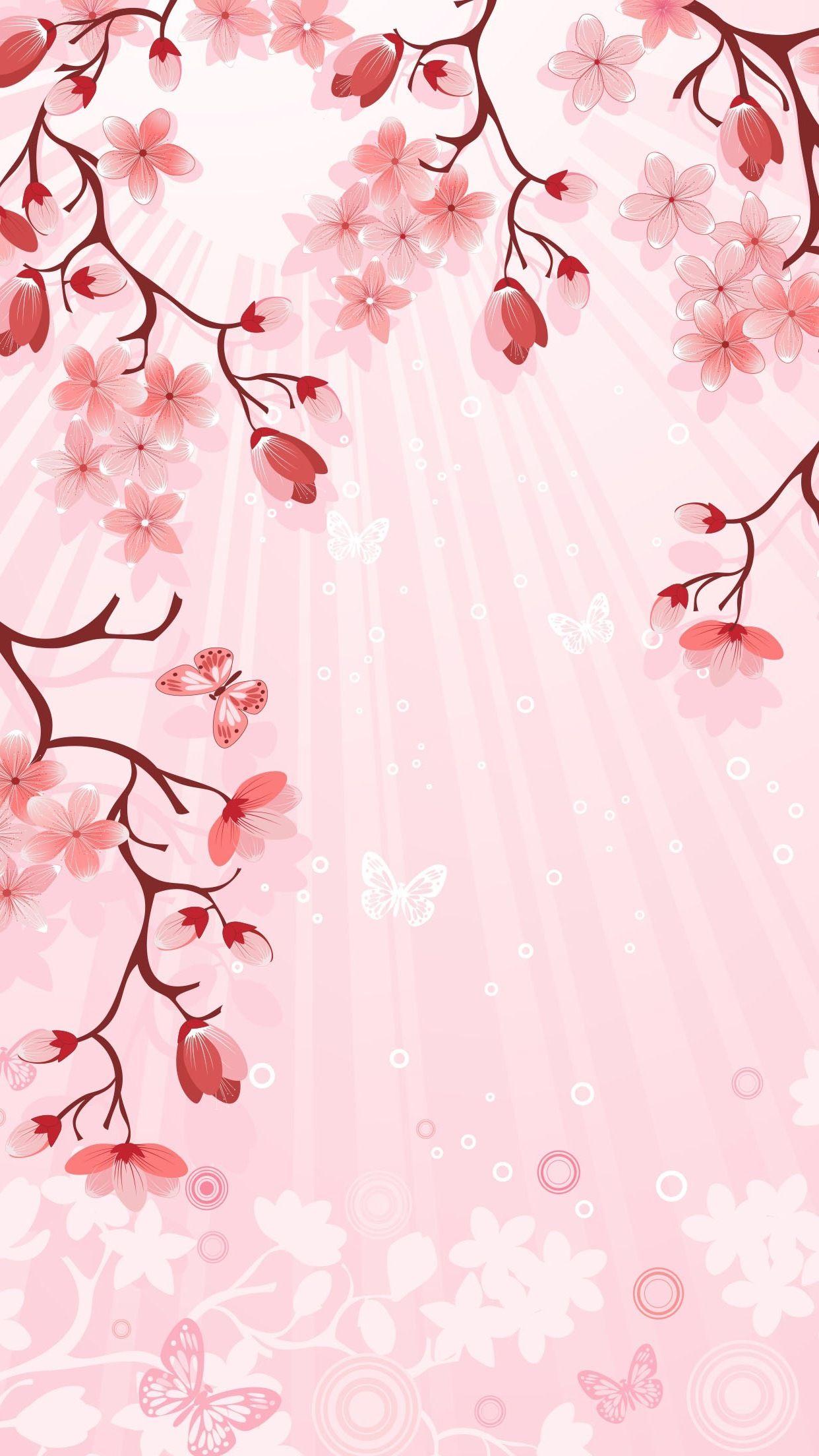 Pink Wallpaper Android พ นหล ง Pinterest Pink Wallpaper
