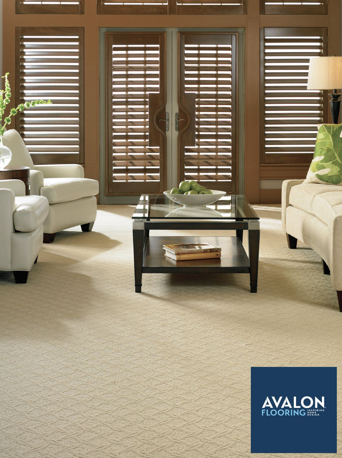 Patterned Carpet Doesn T Have To Be Y A Neutral Designed Will Add Whole New Layer Of Visual Interest Your E