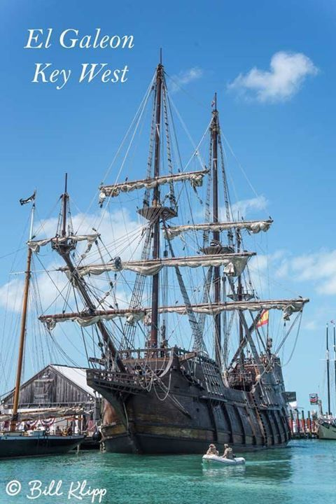 What are some Spanish galleons of the 16th century?