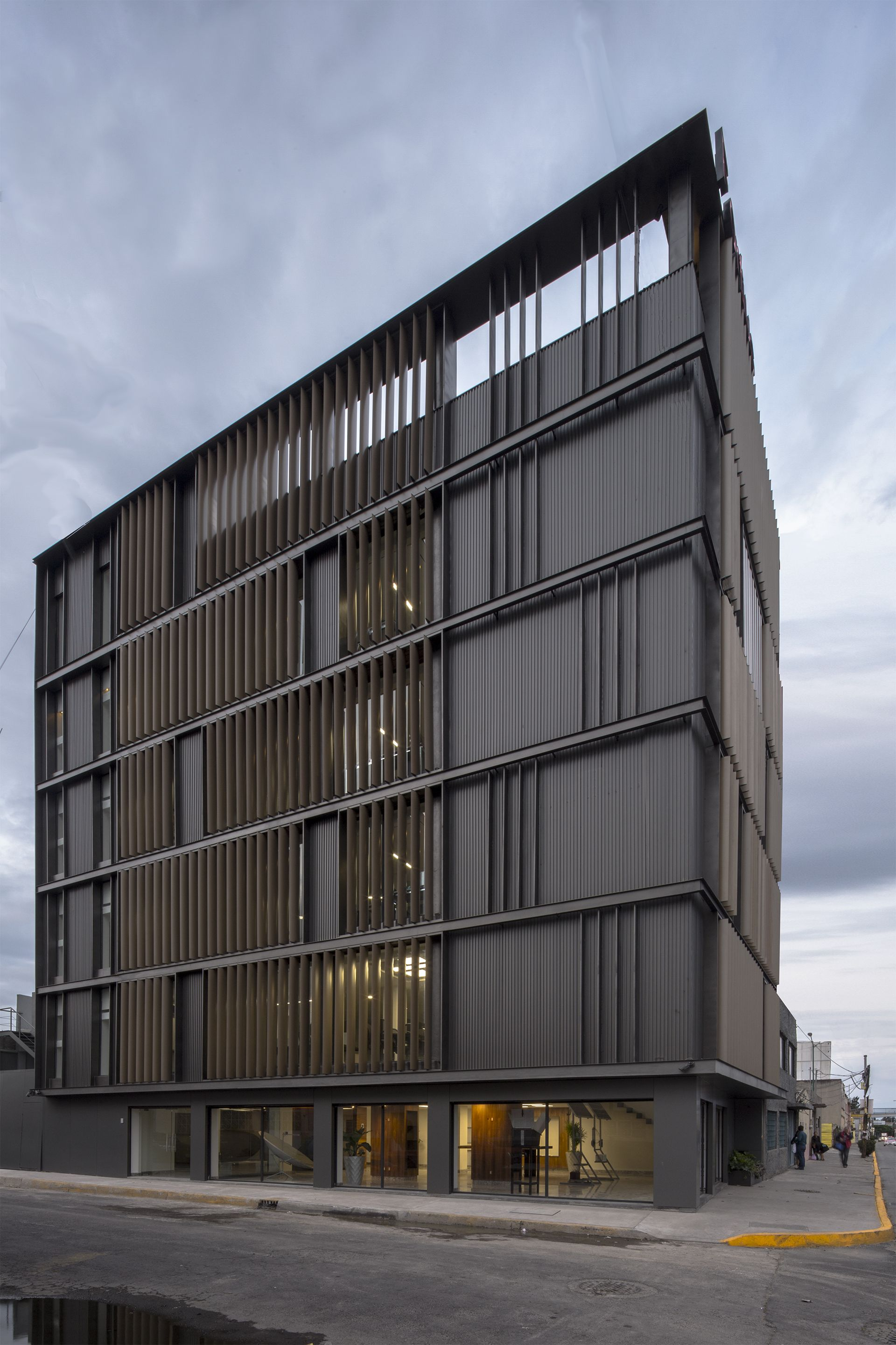 Renovation Of Xico Fortius Office Building Erreqerre