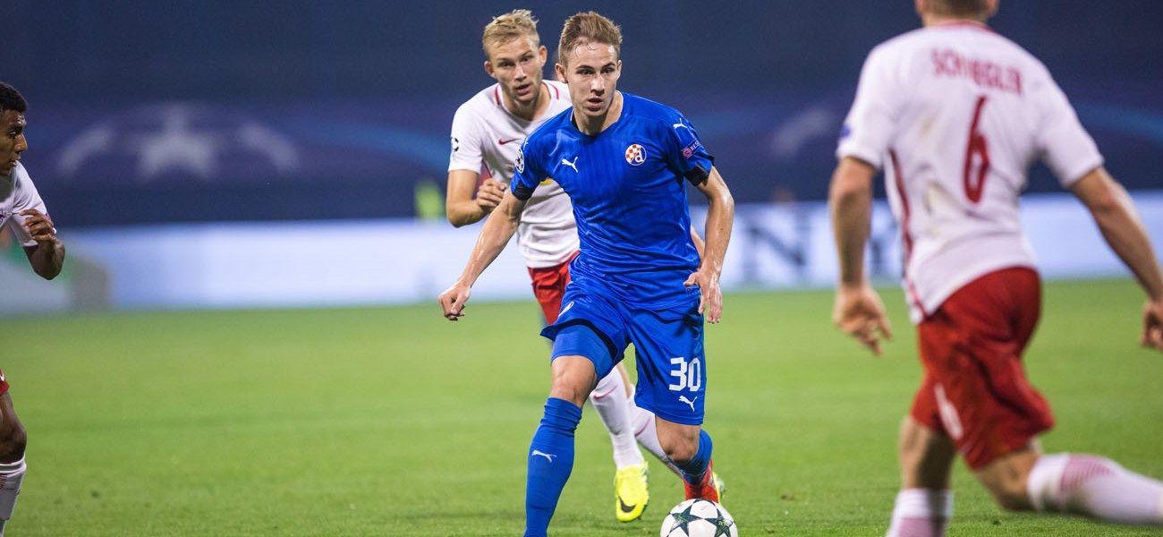 Pin On Soccer Http Gnkdinamo Hr Hr Novosti Clanak Borbeni Dinamo Odigrao 11 Sa Salzburgom Minimize
