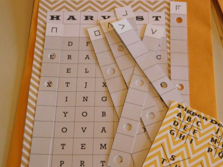 Photo of DIY Escape Room Puzzle Ideas – Treasured Chaos…the beautiful dirty of it all.
