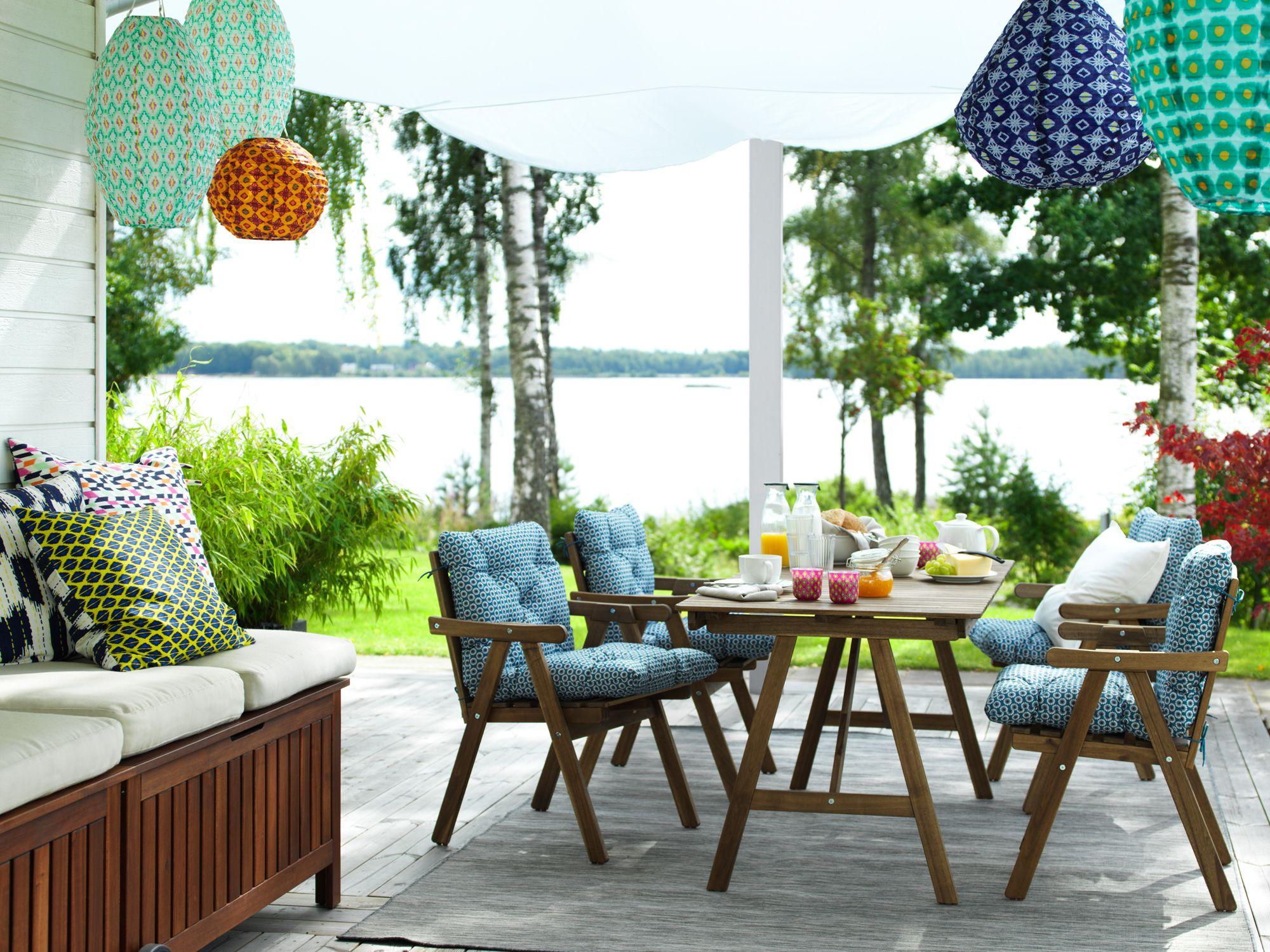 6 outdoor furniture trends