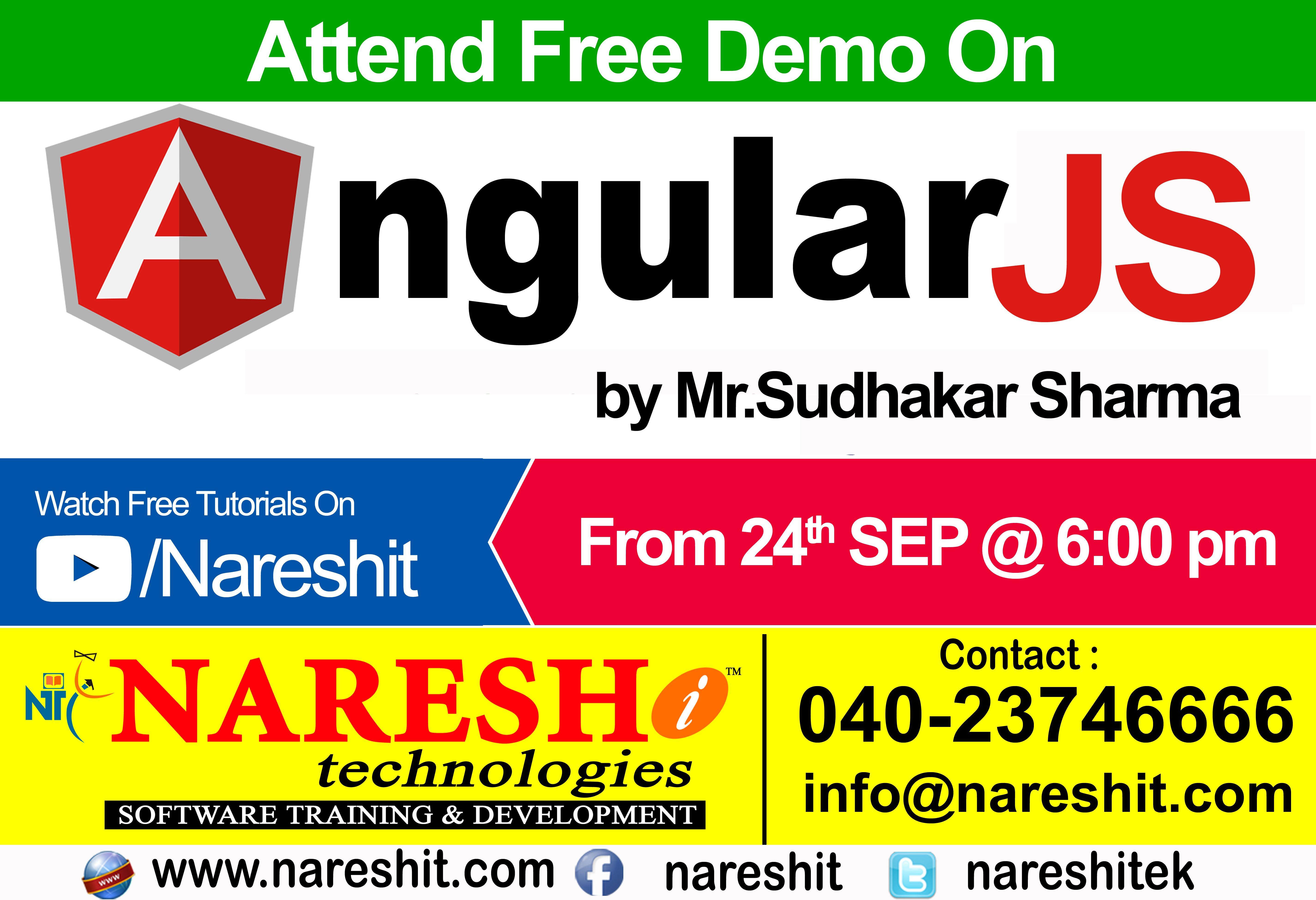 20 free angularjs tutorials & resources | learning, web.