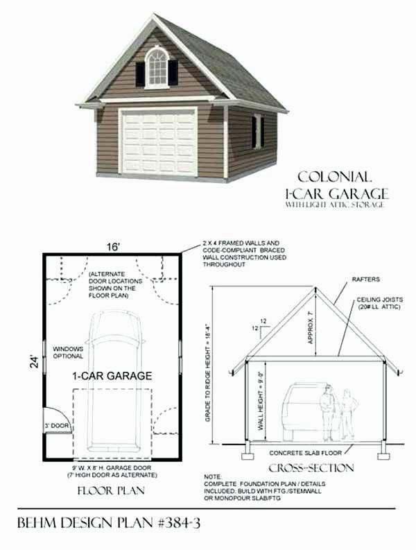 Cool Garage Conversion Floor Plans Construction