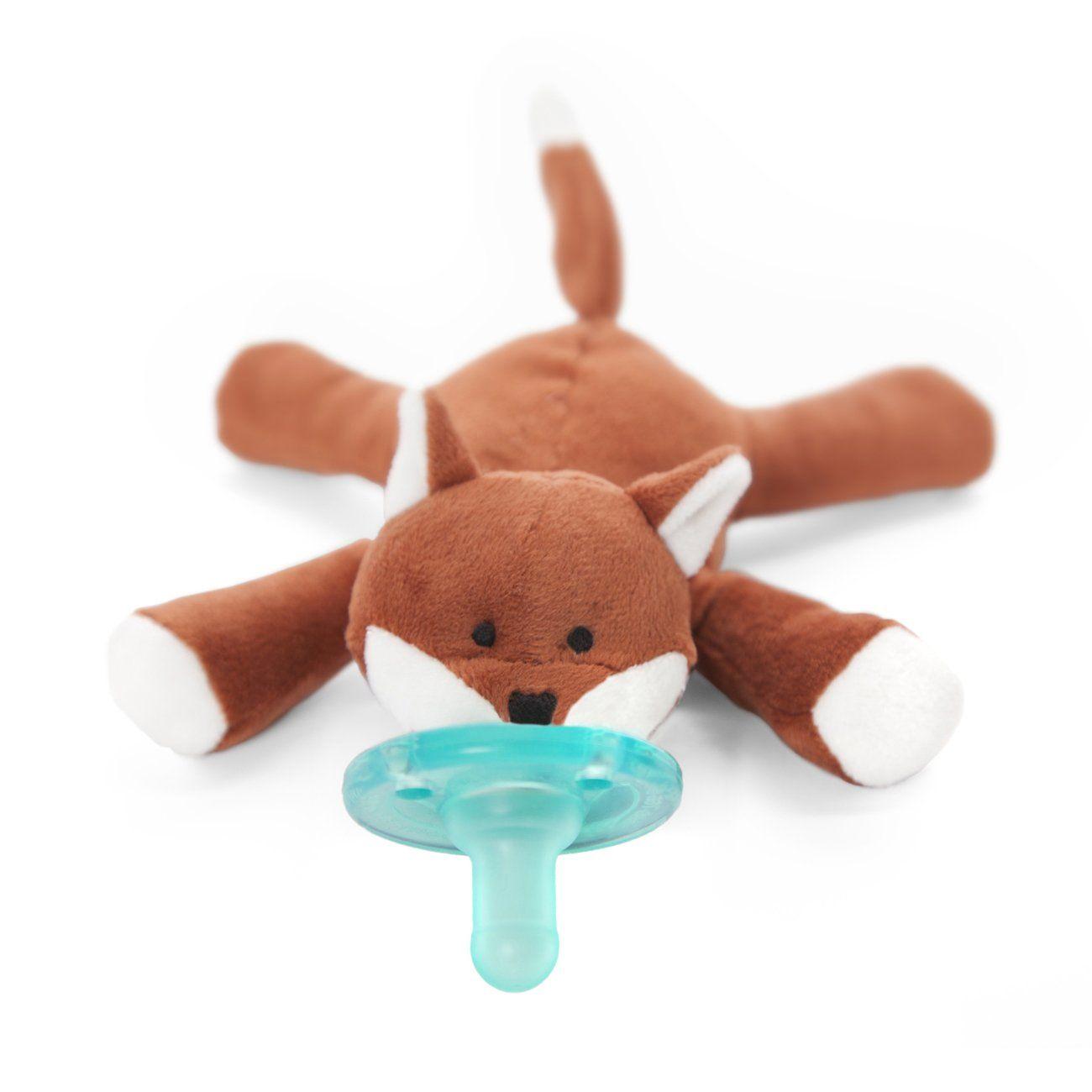 Wubbanub Infant Pacifier Tiny Fox Baby Shower Ideas Wubbanub