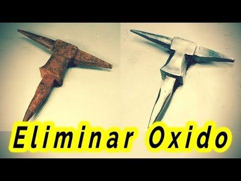 Las Mejores 7 Ideas De Cómo Eliminar El Oxido Quitar óxido Oxidado Limpiar óxido