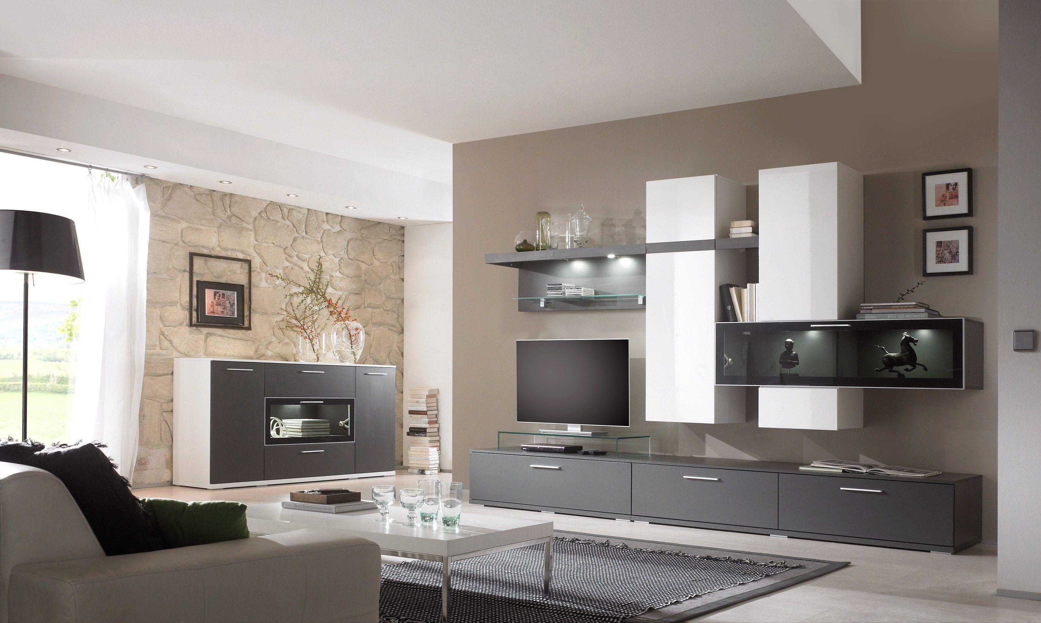 Wohnzimmer Farbe Grau Kombinieren Wandgestaltung Wohnzimmer Grau, Wohnzimmer  Braun, Stilvolle Wohnzimmer, Bilder Wohnzimmer