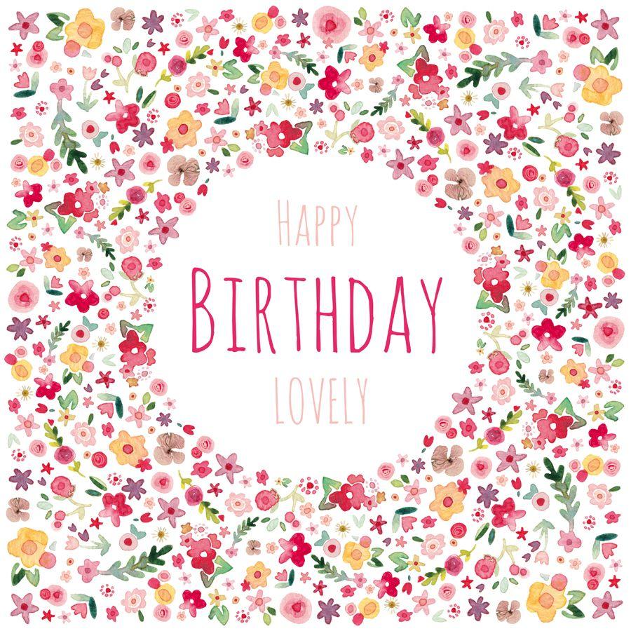 Happy birthday lovely birthday graphics pinterest happy